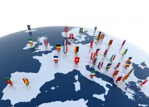 shutterstock_92325316 globe flags