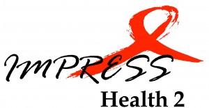Impress health 2 logo